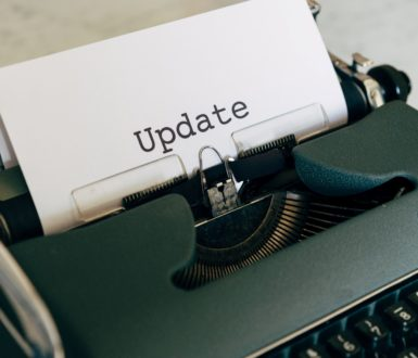 Update News Typewriter